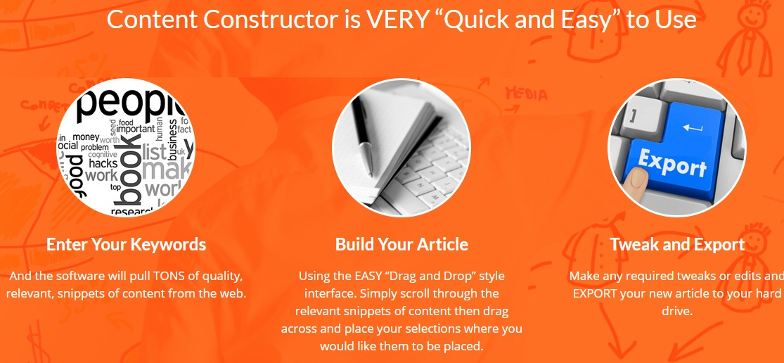 content constructor how it works