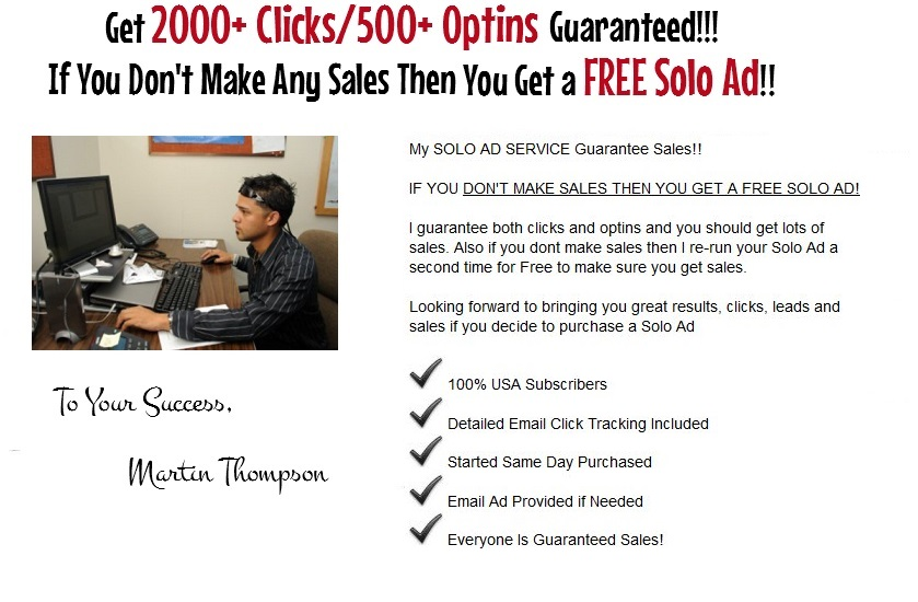 martins profit solo ads my honest review