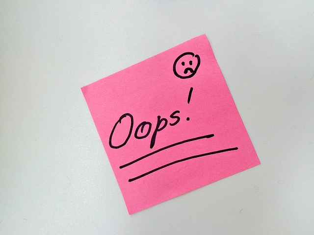 Mistakes Newbie Bloggers Make easily done