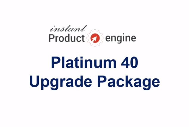 Instant Product Engine upsell 2