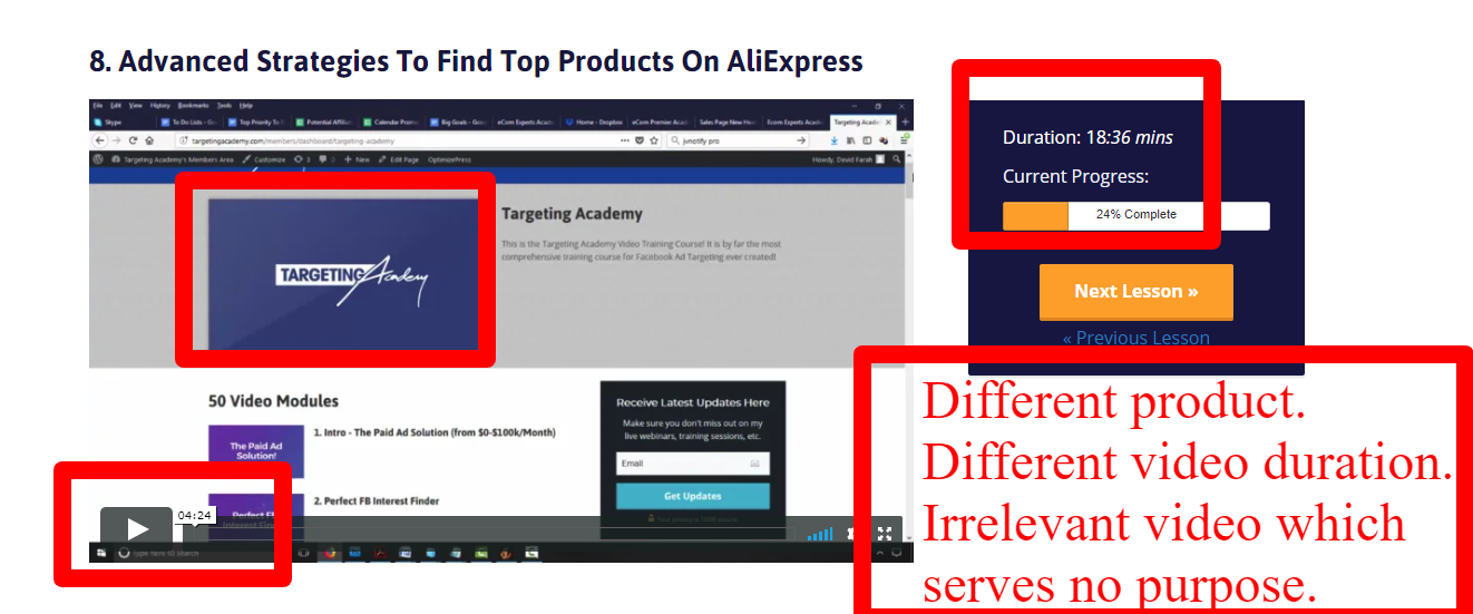 8 Advanced Strategies To Find Top Products On AliExpress — Dropship Selling Academy Members Area
